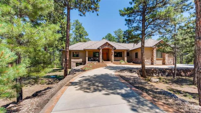 1120 Scottswood Drive, Monument, CO 80132 (#7810649) :: Harling Real Estate
