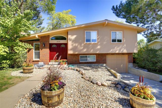 8168 S Marshall Street, Littleton, CO 80128 (MLS #7811378) :: 8z Real Estate
