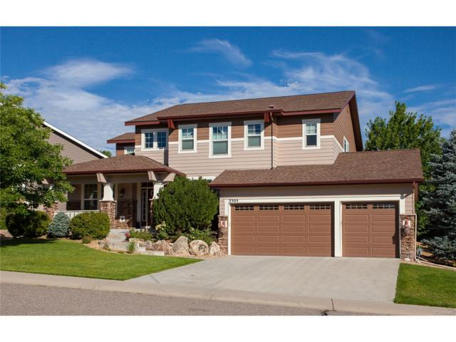 3305 Lynwood Avenue, Highlands Ranch, CO 80126 (MLS #7811925) :: 8z Real Estate