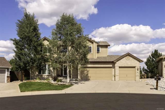 11612 Sagewood Lane, Parker, CO 80138 (MLS #7811973) :: 8z Real Estate