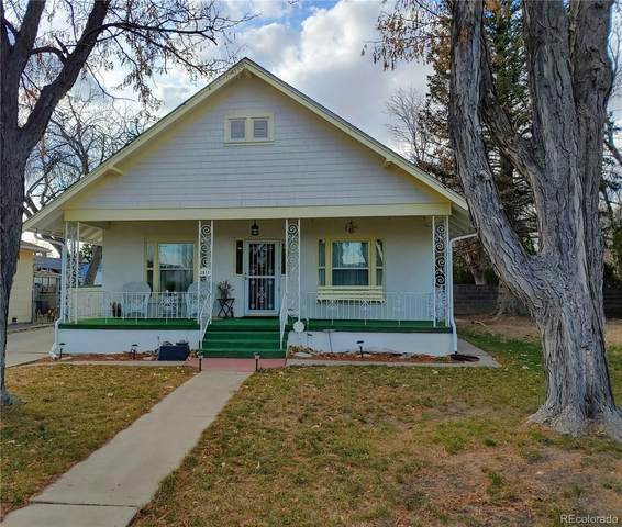 2911 3rd Avenue, Pueblo, CO 81008 (#7811978) :: Real Estate Professionals