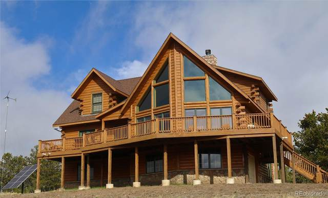 1275 Iowa Trail, Hartsel, CO 80449 (#7811994) :: The Dixon Group