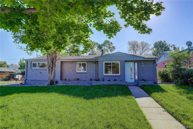 3020 N Clayton Street, Denver, CO 80205 (#7812175) :: Chateaux Realty Group