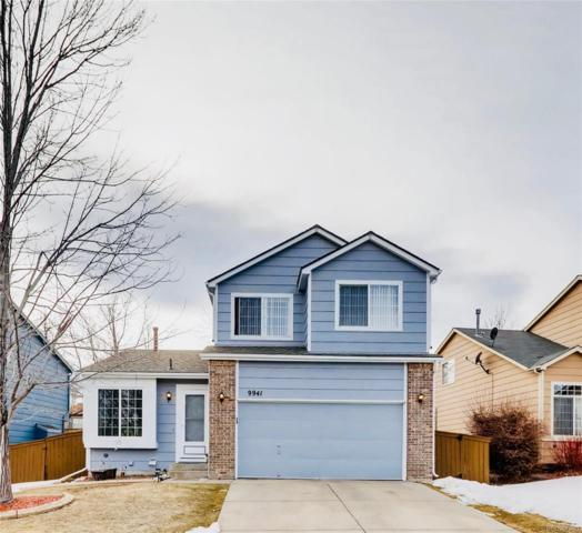 9941 Mackay Drive, Highlands Ranch, CO 80130 (#7812639) :: The Dixon Group