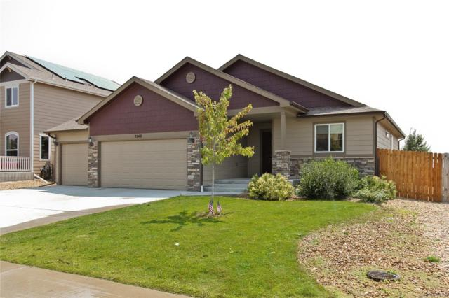 2740 Bridle Drive, Mead, CO 80542 (#7812656) :: The DeGrood Team