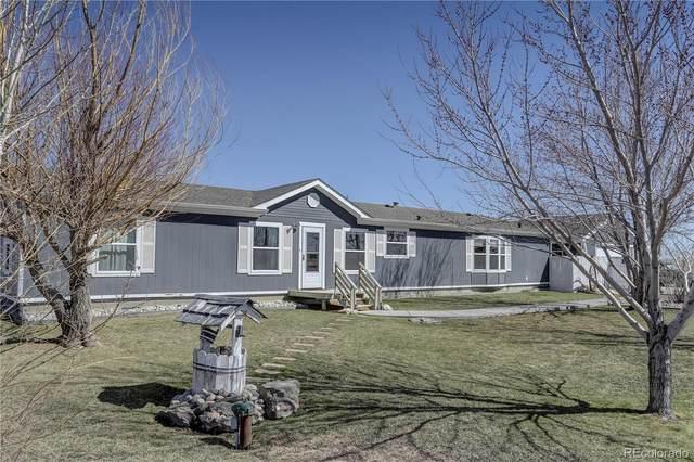 1840 Comanche Circle, Strasburg, CO 80136 (#7812731) :: Finch & Gable Real Estate Co.