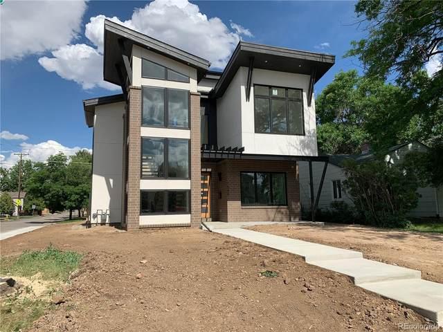 1500 S Elizabeth Street, Denver, CO 80210 (#7812766) :: My Home Team