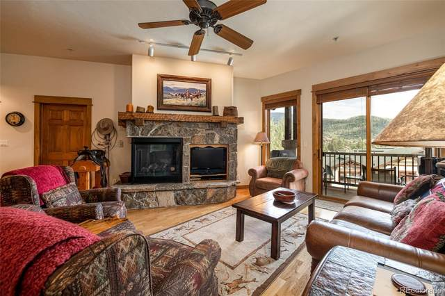 1463 Flattop Circle #305, Steamboat Springs, CO 80487 (#7812817) :: The DeGrood Team