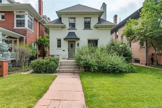 966 N Marion Street, Denver, CO 80218 (#7813347) :: The HomeSmiths Team - Keller Williams