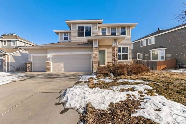 2313 Black Duck Avenue, Johnstown, CO 80534 (MLS #7813514) :: Colorado Real Estate : The Space Agency