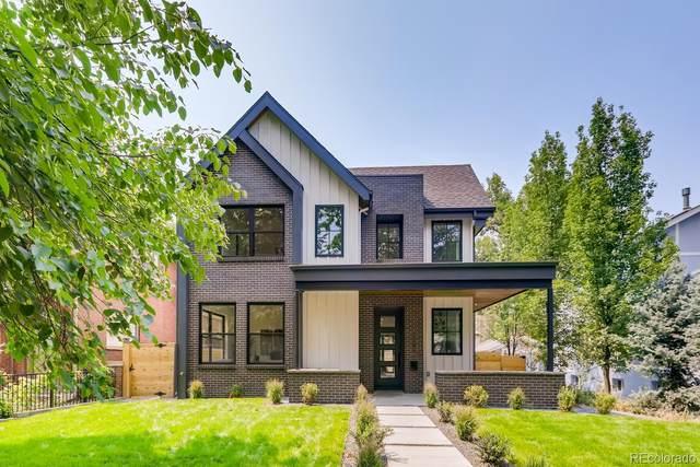 1181 S Vine Street, Denver, CO 80210 (MLS #7813548) :: Bliss Realty Group