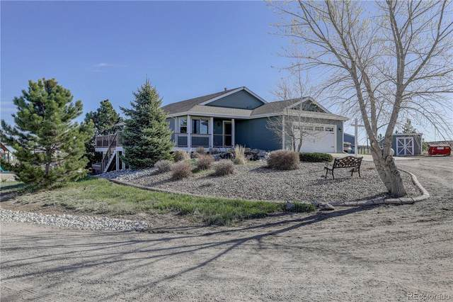 7133 S Shenandoah Drive, Elizabeth, CO 80107 (#7813676) :: The Margolis Team