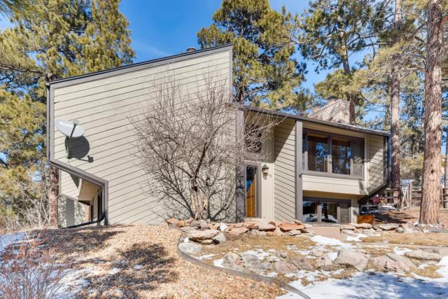 9385 Mcgill Court, Parker, CO 80134 (#7814003) :: The HomeSmiths Team - Keller Williams