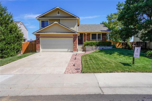 6124 S Parfet Street, Littleton, CO 80127 (#7814293) :: The Griffith Home Team