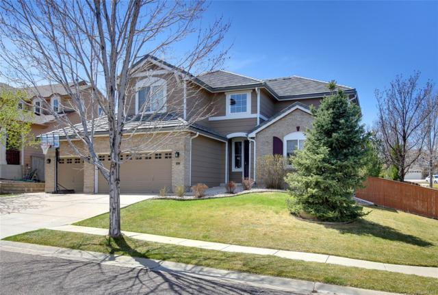 860 Graland Place, Highlands Ranch, CO 80126 (#7814523) :: The Peak Properties Group