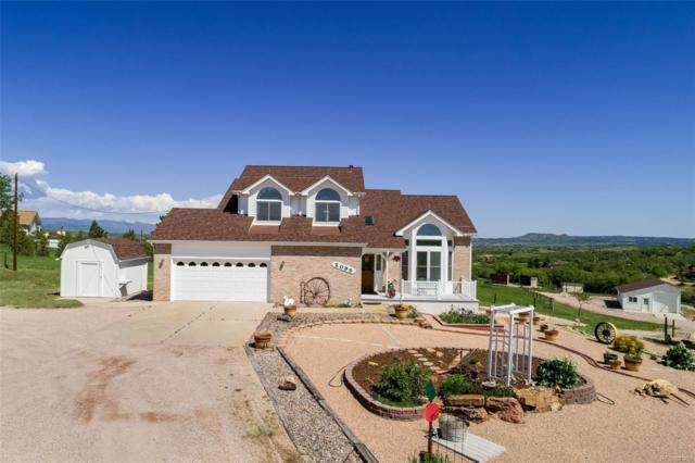 2095 W Wolfensberger Road, Castle Rock, CO 80109 (#7814576) :: The HomeSmiths Team - Keller Williams