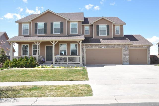 15668 E Indian Brook Circle, Parker, CO 80134 (#7814597) :: 5281 Exclusive Homes Realty