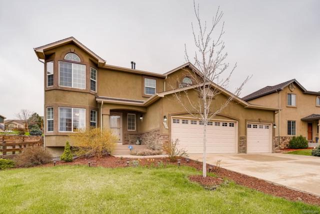 756 Chesapeake Avenue, Monument, CO 80132 (#7814730) :: The Healey Group