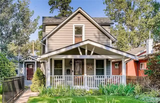 3943 Newton Street, Denver, CO 80211 (#7814918) :: The Scott Futa Home Team