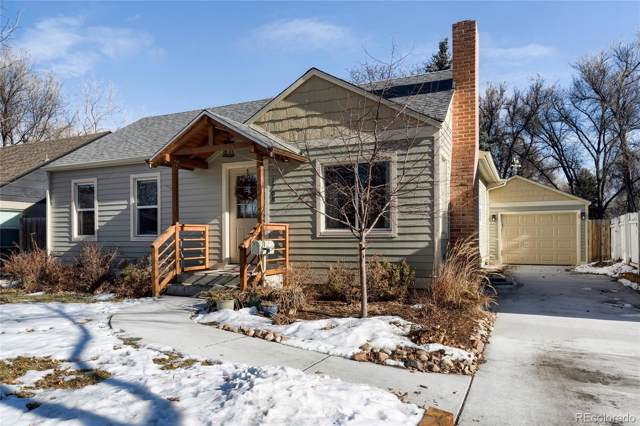 1708 Remington Street, Fort Collins, CO 80525 (#7815094) :: The Peak Properties Group