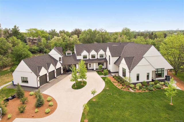 6 Lynn Road, Cherry Hills Village, CO 80113 (#7815363) :: The City and Mountains Group