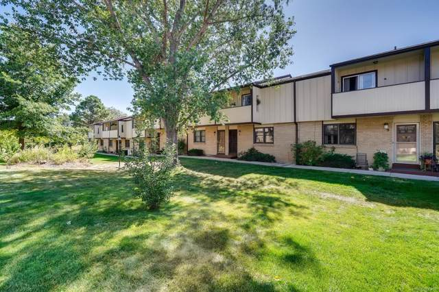 1827 Quail Street #9, Lakewood, CO 80215 (MLS #7815587) :: 8z Real Estate