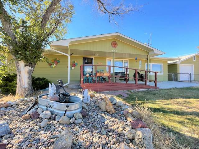 479 2nd Avenue, Limon, CO 80828 (#7815740) :: The DeGrood Team