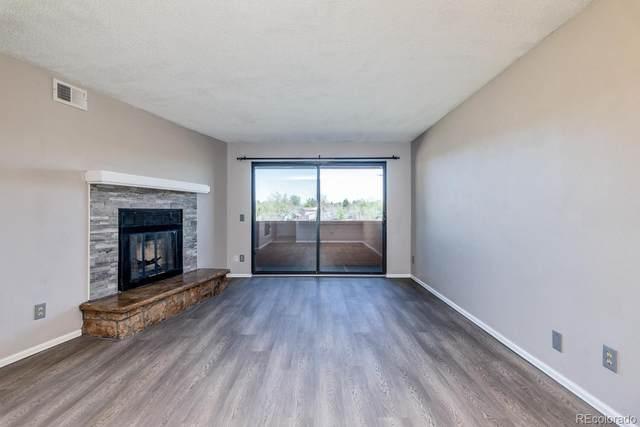 4274 S Salida Way #4, Aurora, CO 80013 (#7815800) :: Briggs American Properties