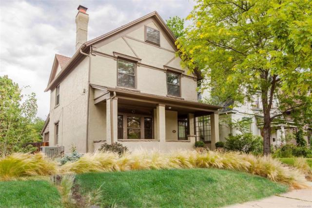 445 Clarkson Street, Denver, CO 80218 (#7815831) :: My Home Team
