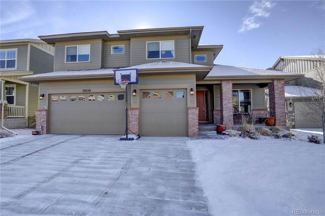 20258 Spruce Point Place, Parker, CO 80134 (MLS #7816036) :: Bliss Realty Group