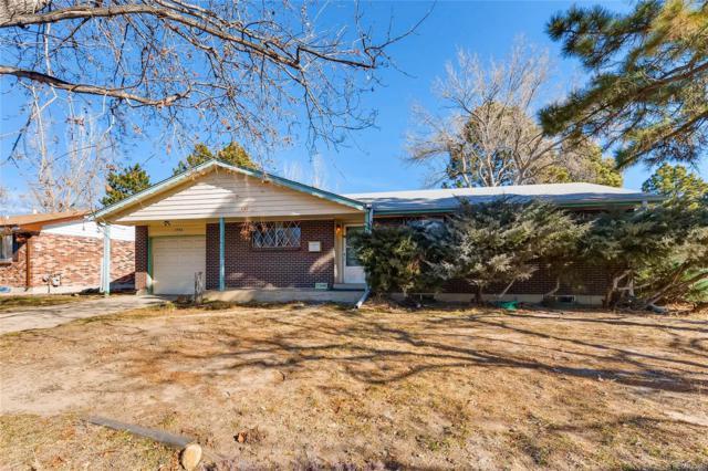 11986 E Arizona Drive, Aurora, CO 80012 (MLS #7816982) :: 8z Real Estate