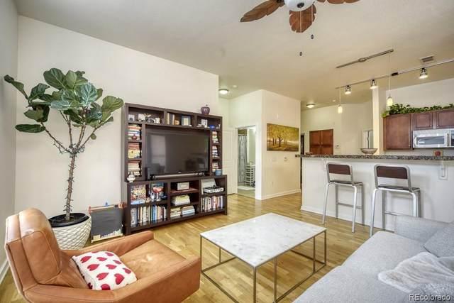 7240 W Custer Avenue #119, Lakewood, CO 80226 (#7817343) :: Finch & Gable Real Estate Co.