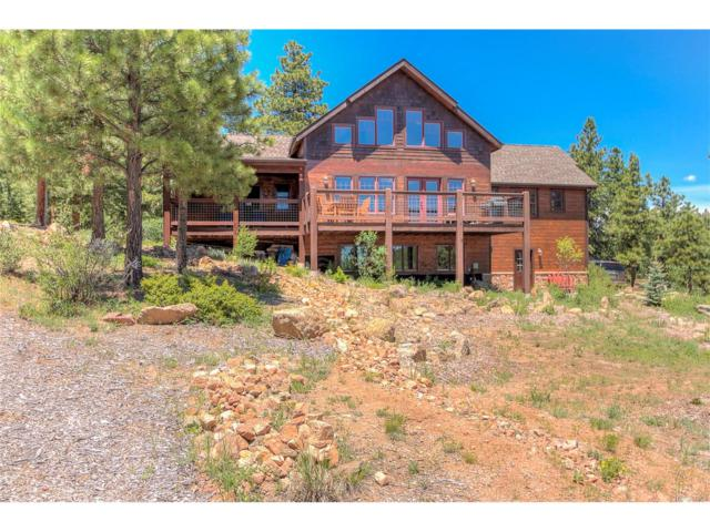14425 Reserve Road, Pine, CO 80470 (MLS #7817675) :: 8z Real Estate