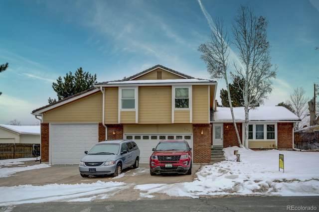 7759 S Dudley Street, Littleton, CO 80128 (MLS #7817951) :: 8z Real Estate