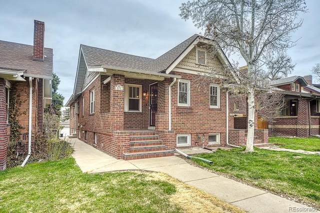 471 S Emerson Street, Denver, CO 80209 (#7818113) :: Sultan Newman Group