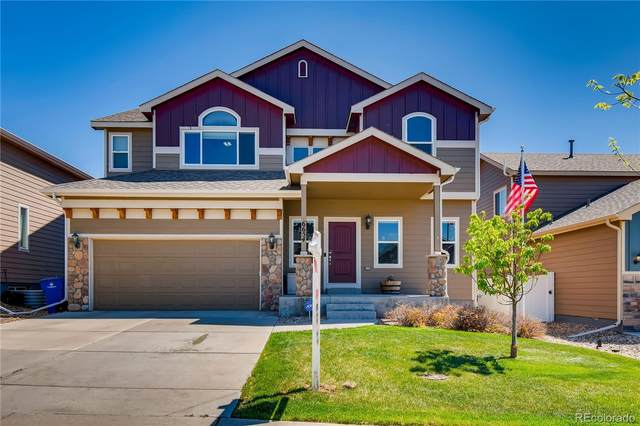 6654 12th Street, Frederick, CO 80530 (#7818214) :: The DeGrood Team