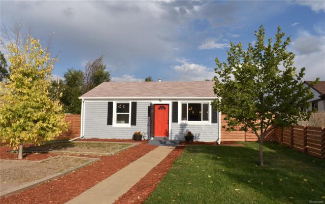 3610 N Fillmore Street, Denver, CO 80205 (MLS #7818568) :: 8z Real Estate