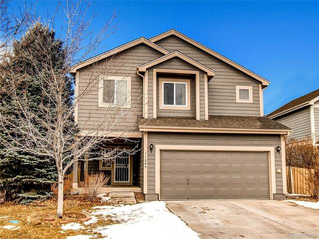 11205 Gilcrest Street, Parker, CO 80134 (#7819658) :: Stephanie Fryncko | Keller Williams Integrity