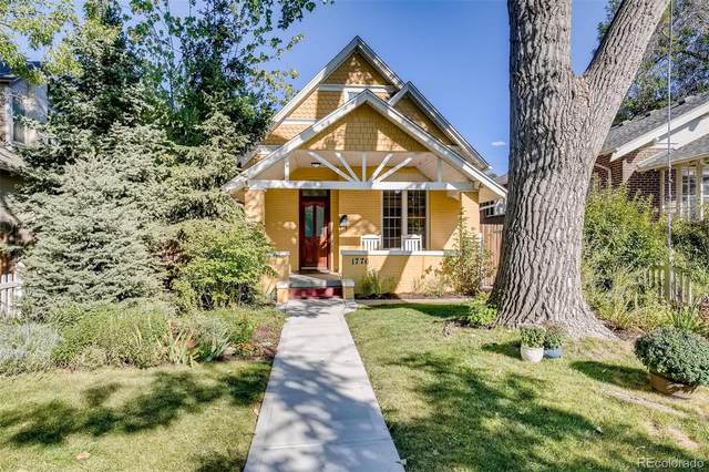 1776 S Logan Street, Denver, CO 80210 (#7819790) :: Chateaux Realty Group
