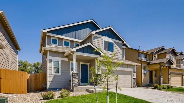 6698 Mandan Drive, Colorado Springs, CO 80925 (#7820171) :: The Dixon Group