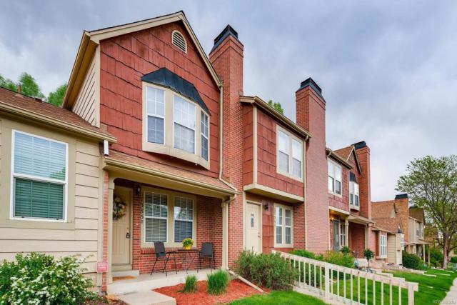 17385 E Rice Circle B, Aurora, CO 80015 (#7820290) :: Wisdom Real Estate