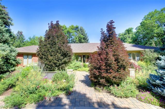 5195 S Williams Drive, Greenwood Village, CO 80121 (MLS #7820399) :: 8z Real Estate