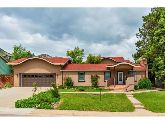 1112 5th Street, Golden, CO 80403 (MLS #7820825) :: 8z Real Estate