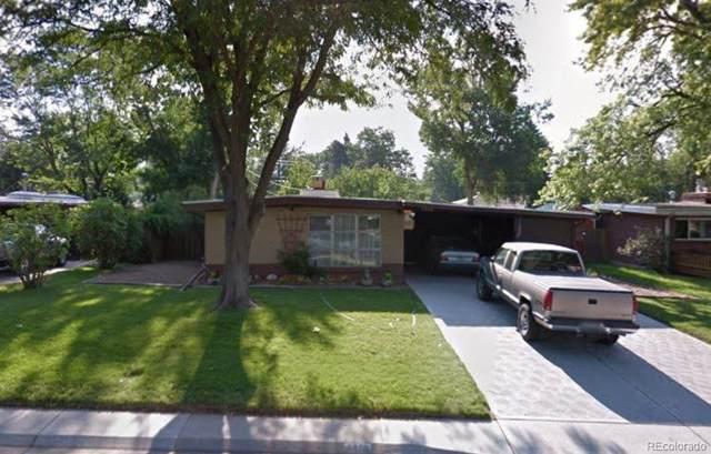 6060 Everett Street, Arvada, CO 80004 (#7820993) :: Real Estate Professionals