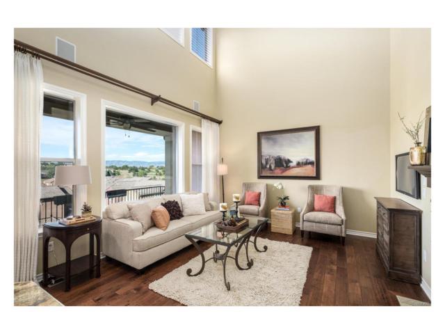 9325 Viaggio Way, Highlands Ranch, CO 80126 (#7821199) :: Colorado Team Real Estate