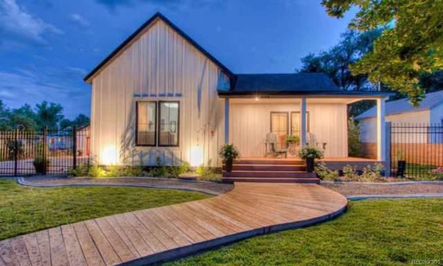 435 Park Street, Lyons, CO 80540 (#7821814) :: Mile High Luxury Real Estate