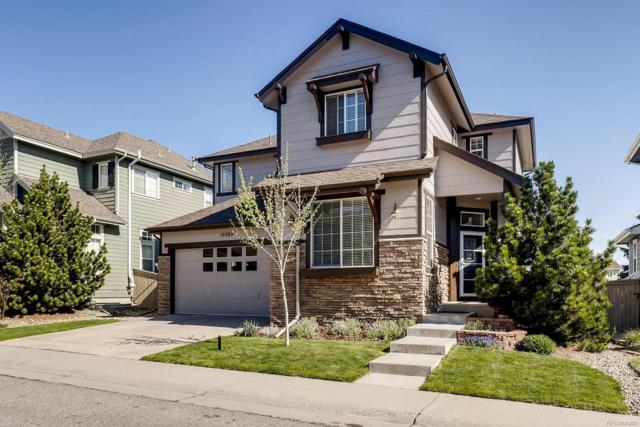 10589 Pearlwood Circle, Highlands Ranch, CO 80126 (#7821958) :: The HomeSmiths Team - Keller Williams