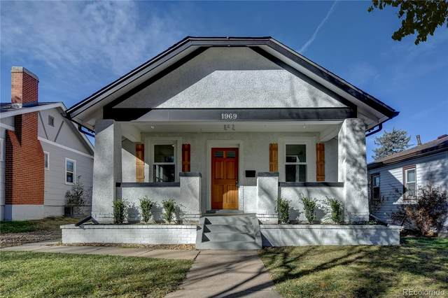 1969 S Marion Street, Denver, CO 80210 (#7822451) :: Real Estate Professionals
