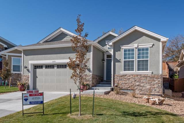 11579 Colony Loop, Parker, CO 80138 (#7822505) :: Mile High Luxury Real Estate
