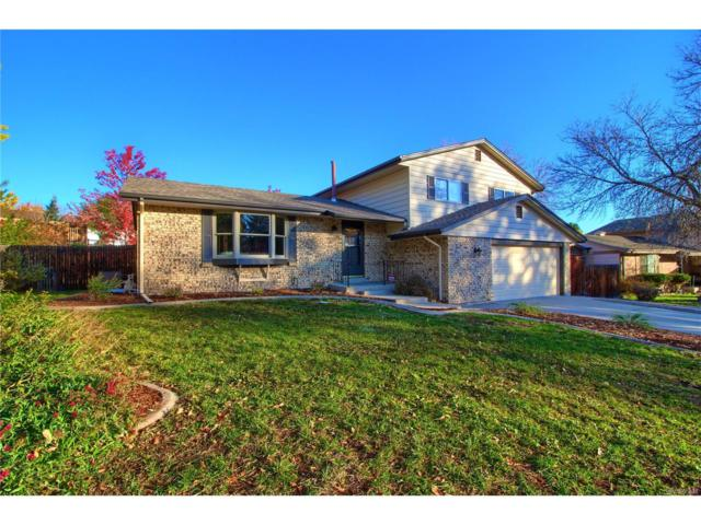 11263 W Mexico Drive, Lakewood, CO 80232 (MLS #7822542) :: 8z Real Estate